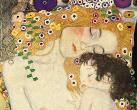 Klimt, Οι τρεις σταθμοί της ζωής.